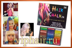 Мелки для волос Hair Chalk in 36